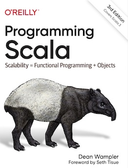 Programming Scala, 3rd Edition
